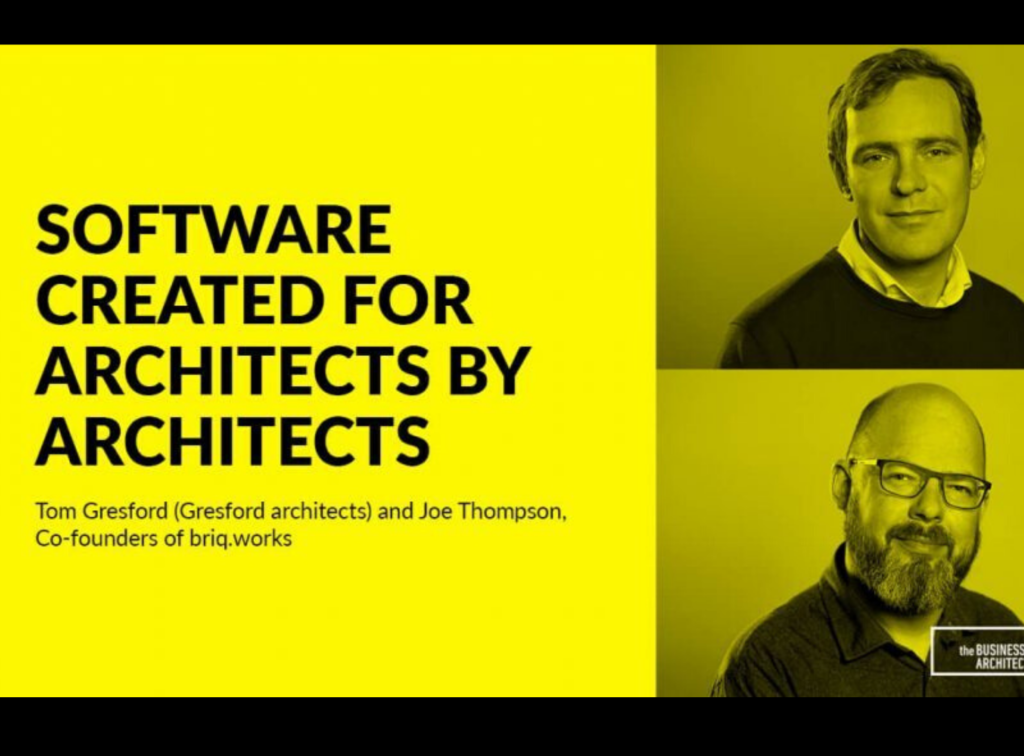 Podcast with the founders of The Project Communication Platform For Architects And Their Clients