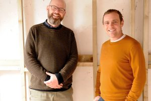 Founders of The Project Communication Platform For Architects And Their Clients
